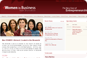 Featured Site : Women in Business New Brunswick