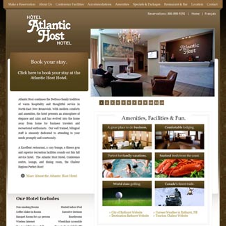 Web Design Atlantic Host