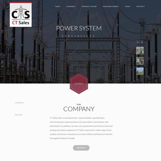 Web Design CT Sales