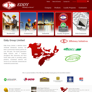 Web Design Eddy Group Ltd.