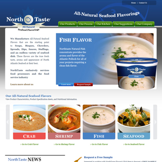 Web Design North Taste