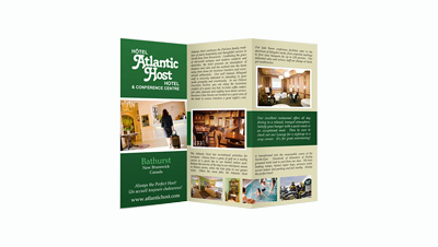 ATLANTIC HOST BROCHURE