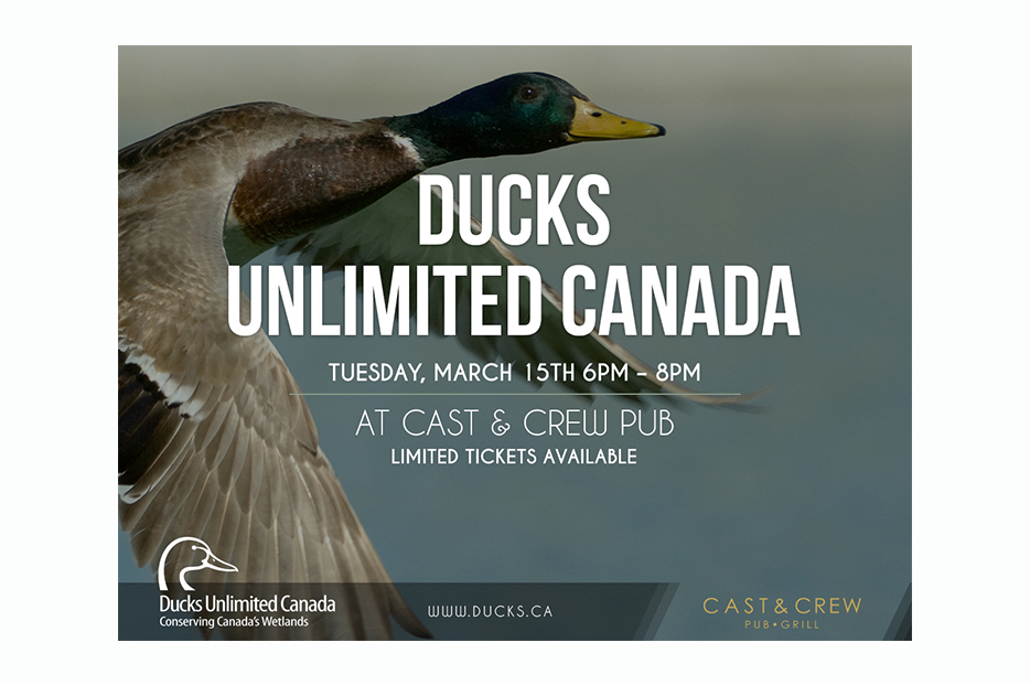 Ducks Unlimited Canada Facebook Post