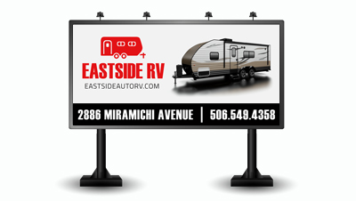 Eastside RV – Billboard Design