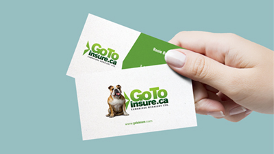 GoToInsure.ca Business Card