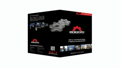 ROGERS MACHINE SALES FOLDER