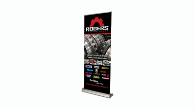 ROGERS POPUP BANNERS